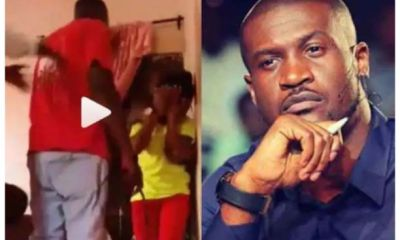 'Swear down I am no gonna sleeping on this one, Mr P promises to arrest the boy who beat up his girlfriend in the viral video (Video)