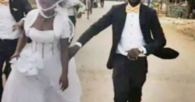 Groom fled in the point of taking a marital oath with his bride (Photo)