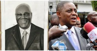 Atiku, Femi Fani-Kayode react allegedly to the explosion that rocked Akure in early hour of Saturday