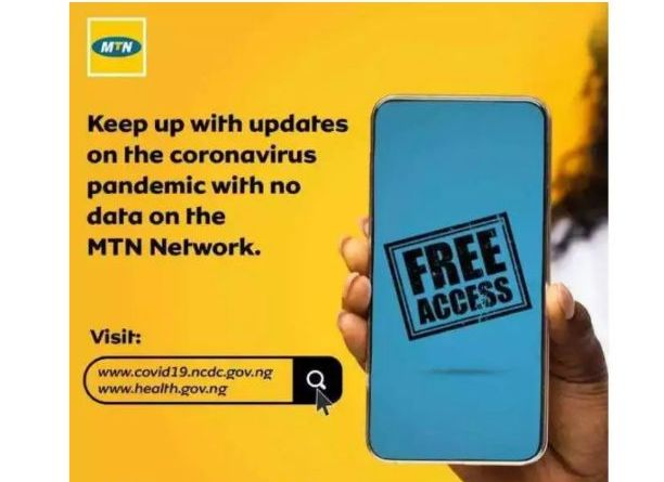 COVID-19: MTN Nigeria Gives Out Free 100MB Data Daily To All Subscribers