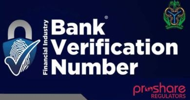 Codes to check BVN Number for all Banks in Nigeria