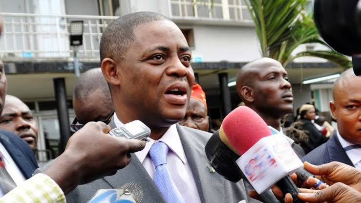 See what Femi Fani-Kayode asks president Buhari to do, number 3 will amaze you
