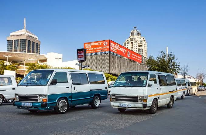 South Africa ease movement by providing special transportation for social grant beneficiaries