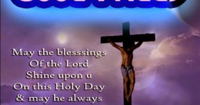 Happy Good Friday Wishes, Quotes, Messages, Texts, Pictures, Facebook & WhatsApp