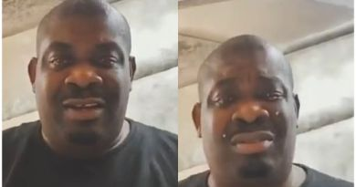 Don Jazzy Breaks Down In Tears As He Reveals Why He's Not Yet Married At 37