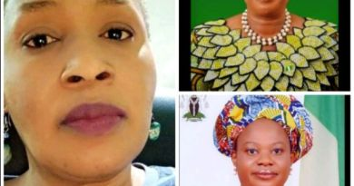 Nigerians Blast Kemi Olunloyo for Disparaging Dora Akunyili (Screenshot)