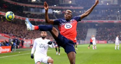 Napoli close to sign Victor Osimhen from Lille