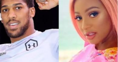 Anthony Joshua Did Not Ask DJ Cuppy Out Because of Me - Nollywood Actor Reveals