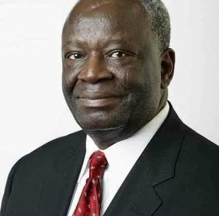 Just In: President Buhari's New Chief Of Staff, Prof. Ibrahim Gambari Resigns Appointment