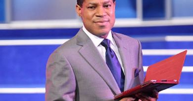 You can't believe in Jesus and be afraid of touching Coronavirus patients — Pastor Chris Oyakhilome