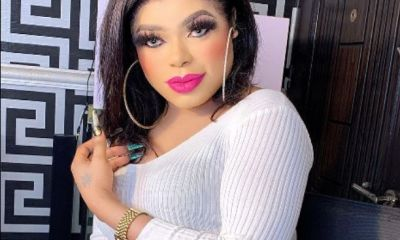 Watch Bobrisky caught on camera with a man (Video)