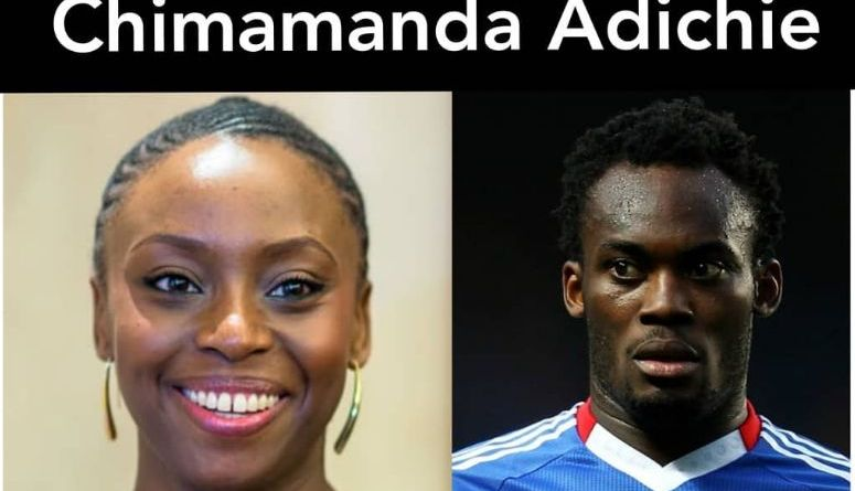 Chimamanda Adichie breaks silence on how she love to date Michael Essien