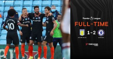 Aston Villa 1-2 Chelsea Watch full highlights goals and action