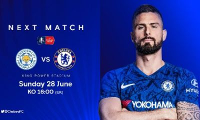 Watch Leicester City vs Chelsea, FA Cup Live Streaming