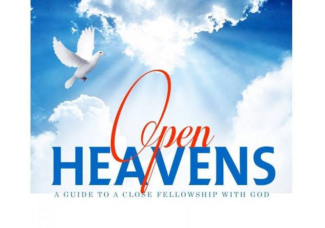Open Heaven 8 June 2020 Monday: End-Time Reforms