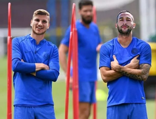 Hakim Ziyech and Timo Werner To Make First Debut In The Champions League Second League Against Bayern