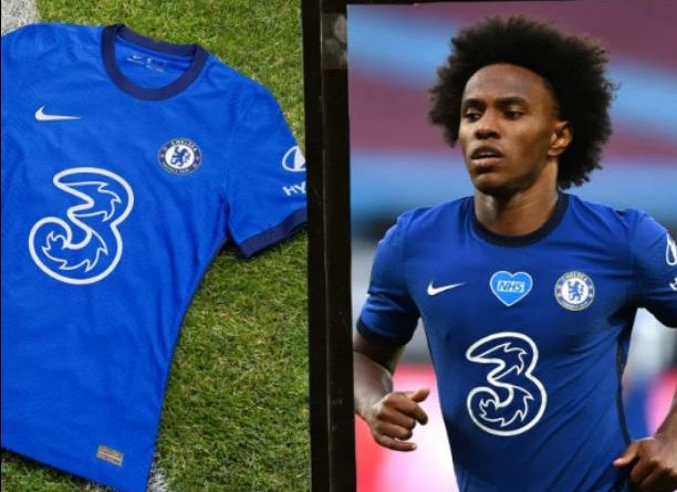 Chelsea new 2020/21 Nike home Kit now on sale, pre-order is available here