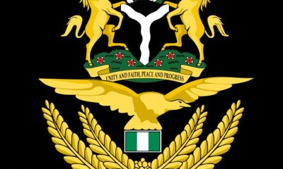Nigerian Air Force 2020 recruitment, registration details, requirements, date and venue