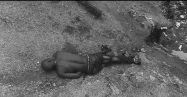 One Million Boys Gang Leader killed by Oyo State Police command in Ibadan (Video)