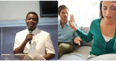 No matter how educated or successful you are, your husband is your head - Pastor Adeboye reveals