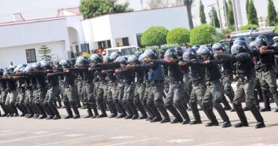 IGP form SWAT to take over SARS