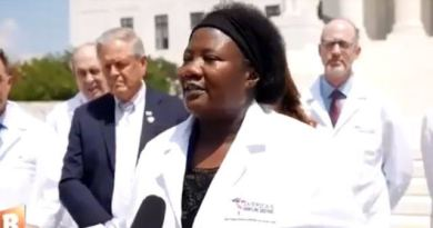 Dr stella Immanuel Doctor To Be Arrested For COVID-19 Cure Fake Claims, Rumours To Be Promoted By Donald Trump