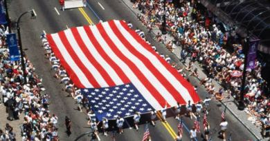 USA celebrated July 4, 2020 Independence Day despite ravaging coronavirus pandemic