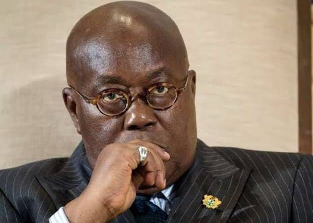 Ghana President, Akufo-Addo tested positive for COVID-19, and goes on isolation