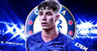 Chelsea given Pulisic shirt number 22 as Kai Havertz holds the legendary jersey number