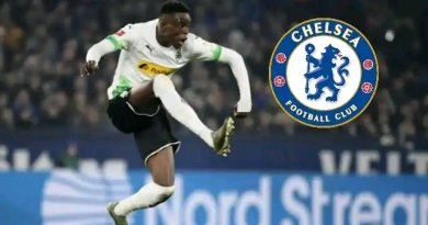 Chelsea reportedly reached agreement to sign Denis Zakaria from Monchengladbach