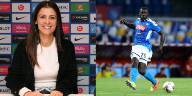 Chelsea and Marina Granovskaia reached agreement to sign koulibaily in a £90M deal