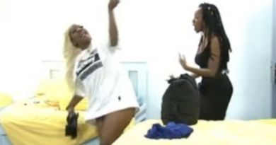 #BBNaija2020: Lucy and Nengi fight over Ozo in BBNaija house