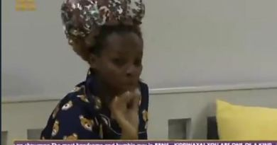 #BBNaija: Wathoni reveals who her spec is (Video)