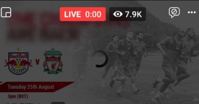 How to Watch RB Salzburg vs Liverpool pre-season tour live streaming