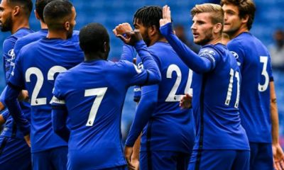 Timo Werner and Hakim Ziyech send message to fans after Chelsea debut vs Brighton
