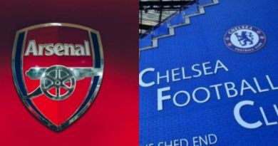 Arsenal and Chelsea in serious talks over swap deal transfer