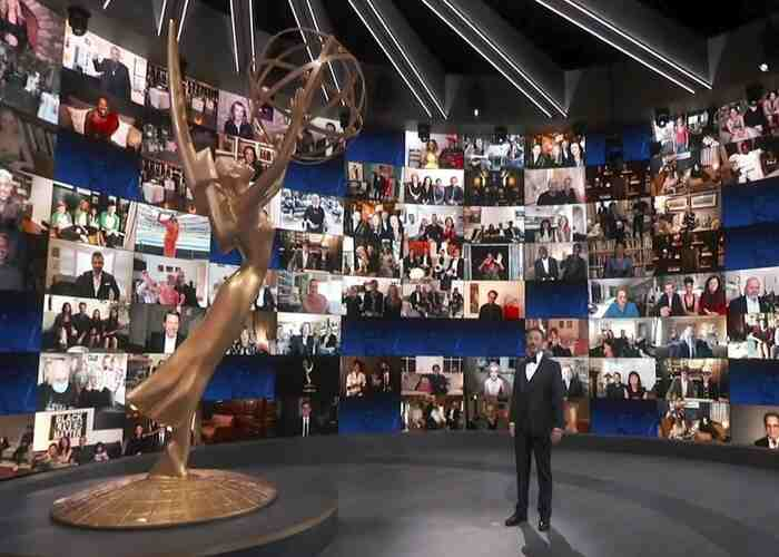 Emmys 2020 Virtual 72nd Awards Full List Of Winners