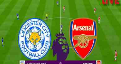 Where to Watch Leicester City vs Arsenal Live Streaming