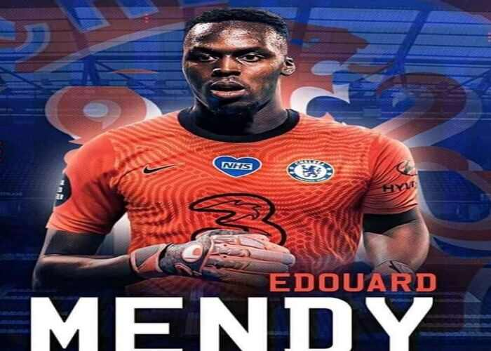Chelsea announces signing of Edouard Mendy on a 5-year contract deal