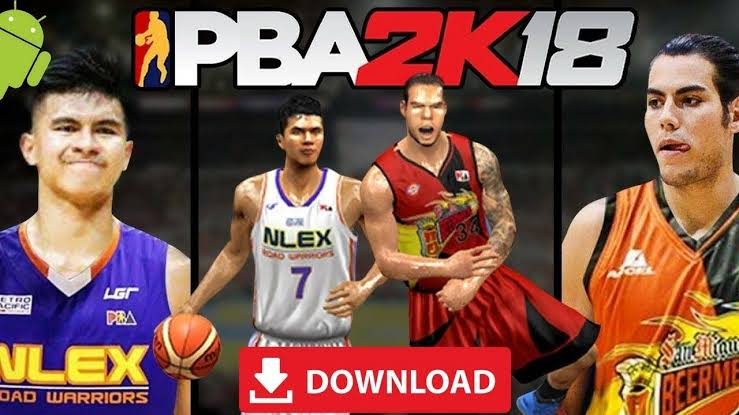 PBA 2K20 Mod Apk + Obb free Download on Android and PC