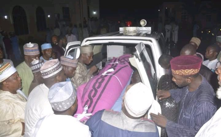Daughter of former Sokoto's governor is dead