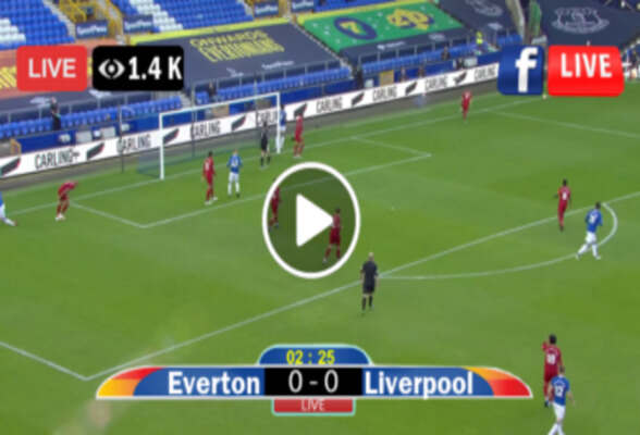 Watch Everton vs Liverpool Live Streaming #EVELIV on TV