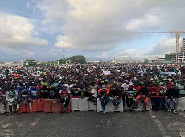 Nigeria covering up army killing of #EndSARS protesters at Lekki toll gate - Amnesty international
