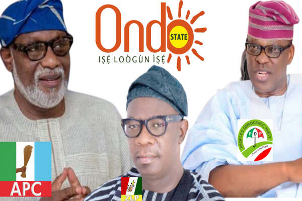BREAKING: Jubilation As INEC Officially Announces Ondo State Governorship Election Results