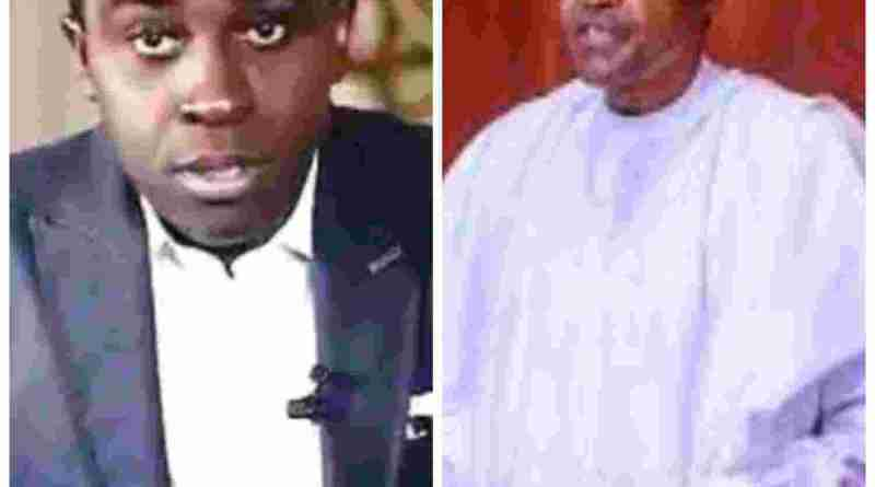 If president Buhari feels we are too small for him to address, then IGP is too small for us to believe - Frank Edoho