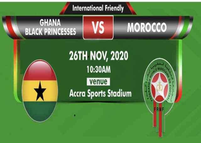 How to Watch Ghana W vs Morocco W Live Stream of International Friendly