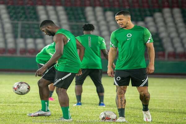 Nigerians react as Super Eagles defender, William Troost-Ekong tweet about #EndSARS