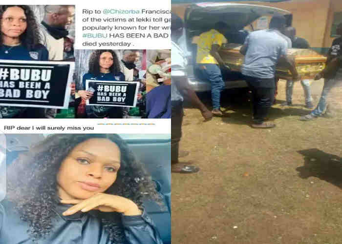 #EndSARS: One of the Lekki toll gate victims reportedly died