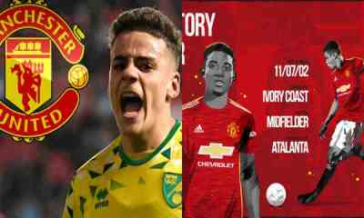 Manchester United Done Deal: Max Aarons, Man United signing Amad Diallo shirt number reveals