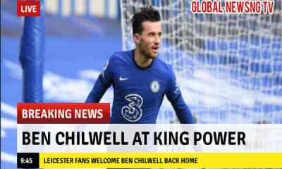 Chelsea's Ben Chilwell return to King Power in Leicester